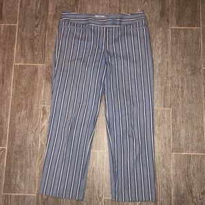Ann Taylor Women's Crop Pants Size 8 Inseam 24